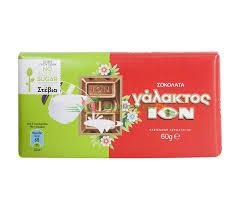 ion milk stevia