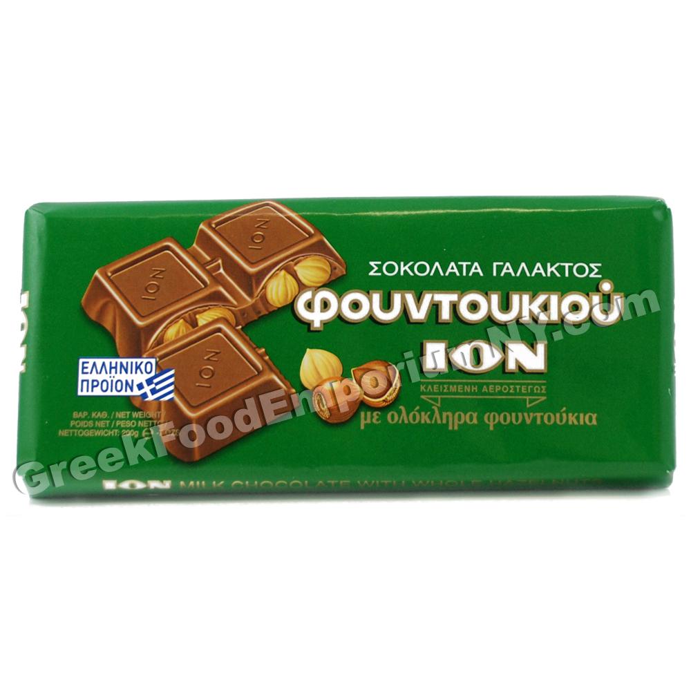 Ion Hazelnut Milk Chocolate